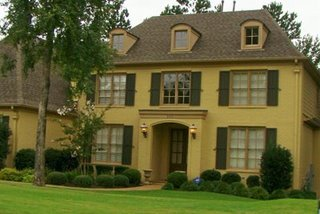 Exterior Painting In Olive Branch